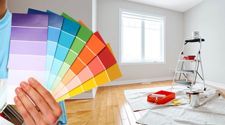 Color para elegir para pintar mi habitación