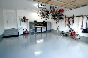 Pintar suelo garaje en Barcelona