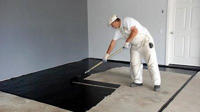 Pintar suelo garaje Barcelona