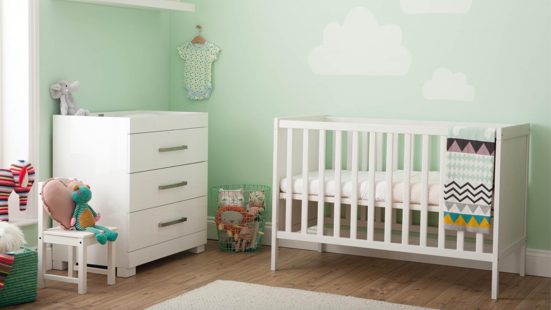 Pintar habitación niño