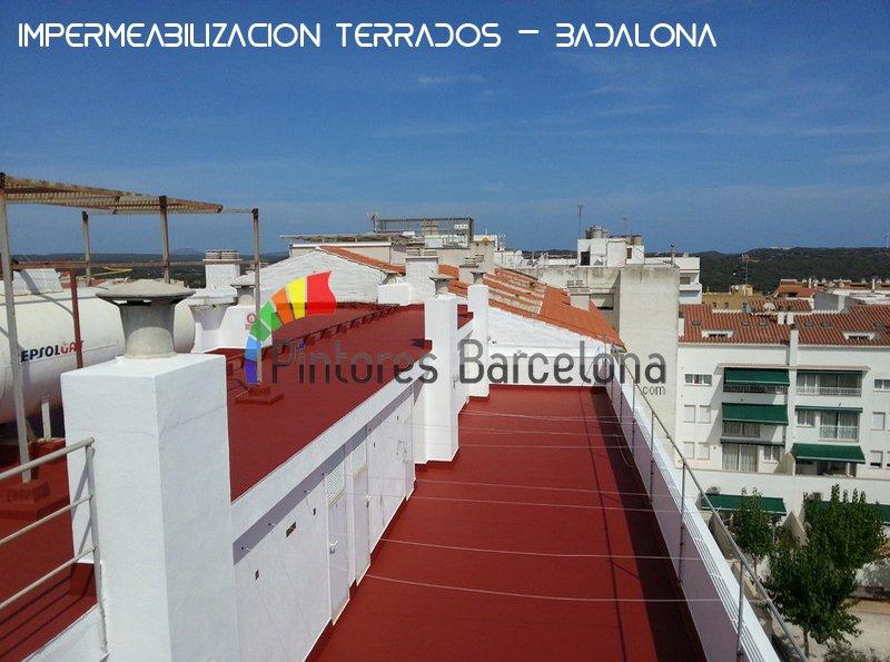 impermeabilización Barcelona