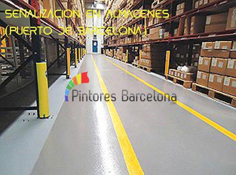 pintores Madrid pintar almacén